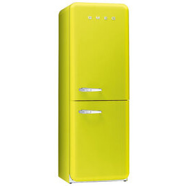 Smeg FAB32QVE 50's Retro Style (Lime green + Right Hinge) Reviews
