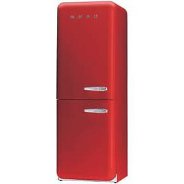 Smeg FAB32YR 50's Retro Style (Red + Left Hinge) Reviews