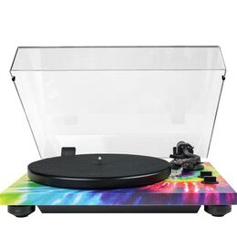 TEAC TN-420 Turntable - Tie-Dye