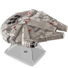 Star Wars Li-B17 Millennium Falcon Portable Bluetooth Wireless Speaker Grey & Reviews