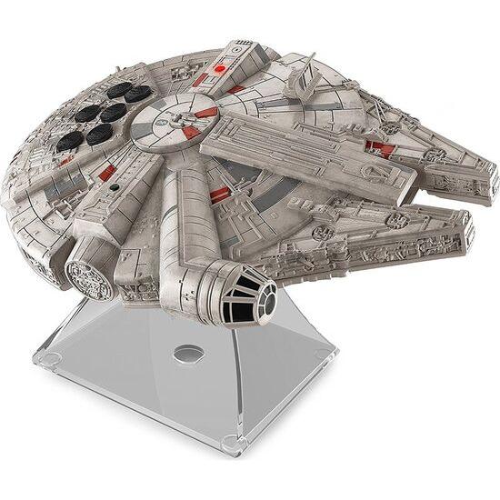 Star Wars Li-B17 Millennium Falcon Portable Bluetooth Wireless Speaker Grey &