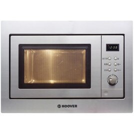 Hoover HMG201X 60cm Wide Built Microwave Oven And Grill Stainless Steel Reviews