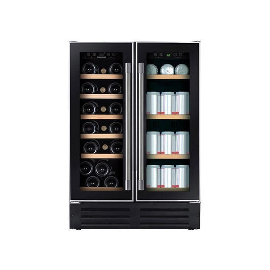 Hoover HWCB60DUK 60cm Wide Wine Cooler And Drinks Fridge