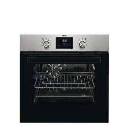 Zanussi ZZB35901XA Built Single Electric Oven with 60L Capacity Stainless Steel Reviews