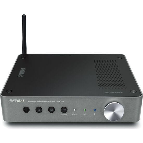 YAMAHA WXC-50 Wireless Pre-Amplifier - Silver