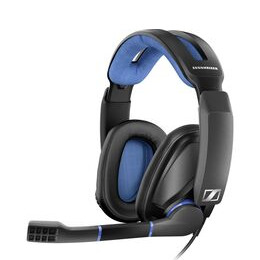 SENNHEISER GSP 300 Gaming Headset - Black & Blue Reviews