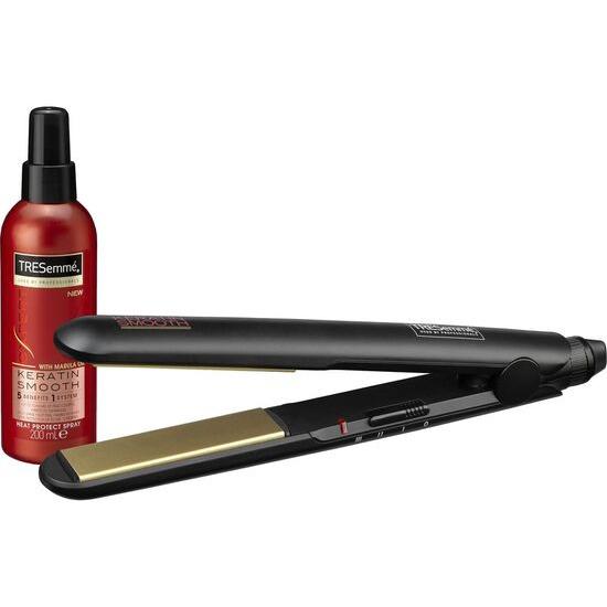Smooth Control 230 Hair Straightener - Black