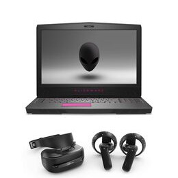 Dell Alienware 17 17.3 Gaming Laptop Explorer Mixed Reality Headset & Controllers Bundle
