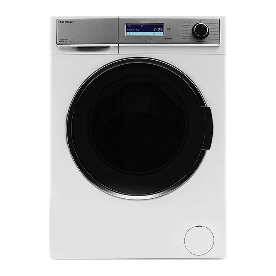 Sharp ES-HDD0147W0 10 kg Washer Dryer
