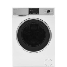 Sharp ES-HDB8147W0 8 kg Washer Dryer Reviews