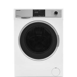 Sharp ES-HDB8147W0 8 kg Washer Dryer Reviews