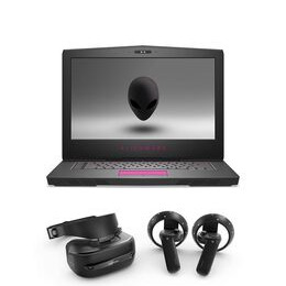 Dell Alienware 15 15.6 Gaming Laptop & Mixed Reality Headset Bundle