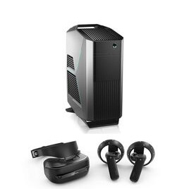 Dell Alienware Gaming Laptop Explorer Mixed Reality Headset & Controllers Bundle