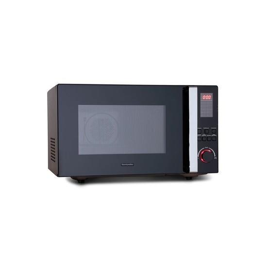Montpellier MMW25CTKB 25L Freestanding Combi Microwave - Black