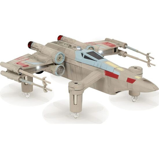 Propel Star Wars Battling T-65 X-Wing Fighter Drone with Controller