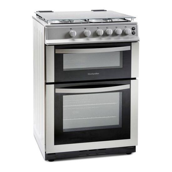 Montpellier MDG600LS 60 cm Gas Cooker