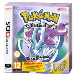 Pokémon Crystal Version Reviews