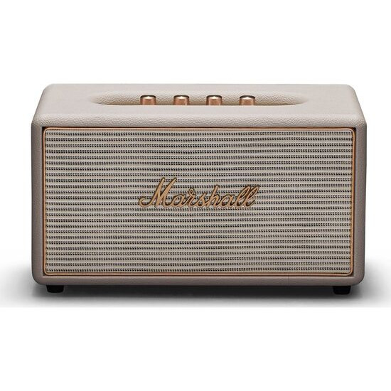 Marshall Stanmore Wireless Smart Sound Speaker Cream