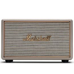 Marshall Acton Bluetooth Wireless Smart Sound Speaker Cream Reviews