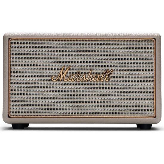 Marshall Acton Bluetooth Wireless Smart Sound Speaker Cream