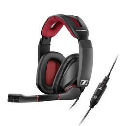 SENNHEISER GSP 350 7.1 Gaming Headset - Black & Red Reviews