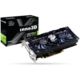 INNO3D X2 V3 GeForce GTX 1070 8GB GDDR5 Graphics Card Reviews