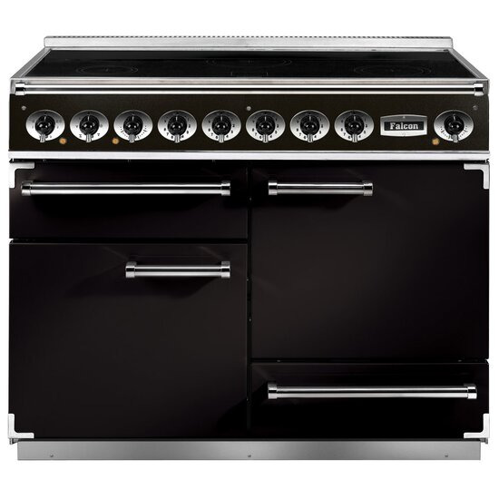 Falcon F1092DXEIBL/C 81860 - 1092 Deluxe Induction 110cm Electric Range Cooker