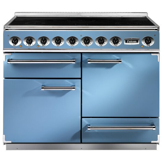 Falcon F1092DXEICA/N 81910 - 1092 Deluxe Induction 110cm Electric Range Cooker