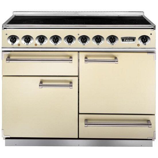 Falcon F1092DXEICR/C 81880 - 1092 Deluxe Induction 110cm Electric Range Cooker