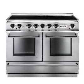 Falcon FCON1092EISSC 83610 Continental Induction 110cm Electric Range Cooker