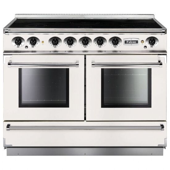 Falcon FCON1092EIWHN 83660 Continental Induction 110cm Electric Range Cooker
