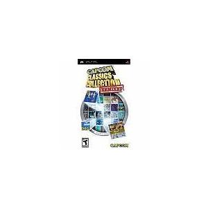 Photo of Capcom Classics Remix PSP Video Game