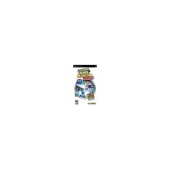 Capcom Classics Remix PSP