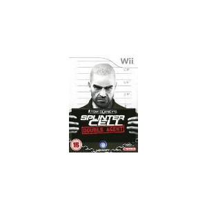 Photo of Tom Clancy's Splinter Cell Double Agent (Wii) Video Game