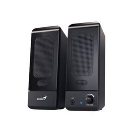 Genius JVC SP-U120 3 Watt USB 2.0 Stereo Speakers Reviews