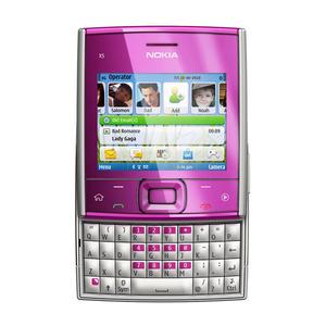 Photo of Nokia X5-01 Mobile Phone