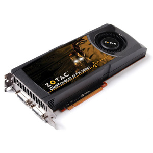 Photo of Zotac GeForce GTX 580 AMP! Graphics Card