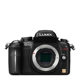 Panasonic Lumix DMC-GH2 (Body Only)
