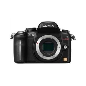 Photo of Panasonic Lumix DMC-GH2 (Body Only) Digital Camera