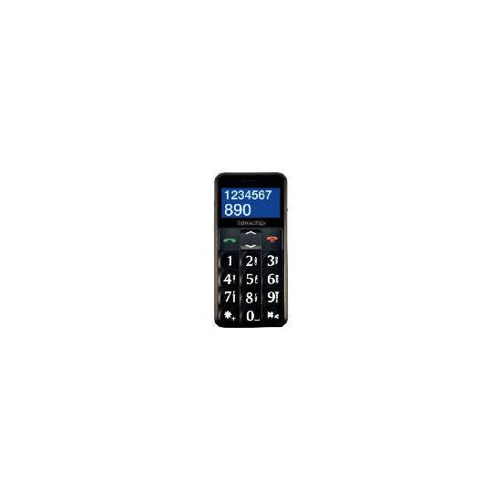 BC5i Big button phone black