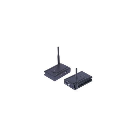 LOGIK LAVSEN10 5.8GHz AV Sender - Black