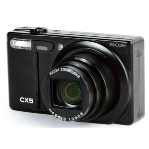 Photo of Ricoh CX5 Digital Camera