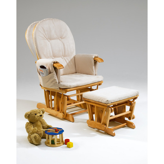 Tutti Bambini Beech GC35 Glider Chair