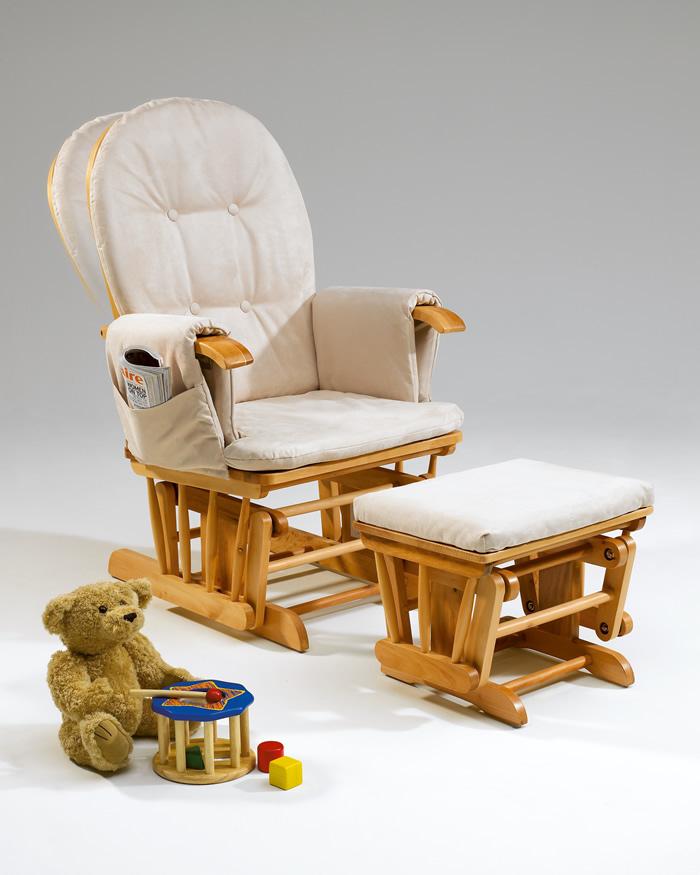 brand new 9a5a8 dc118 Tutti Bambini Beech GC35 Glider Chair Reviews - Compare ...