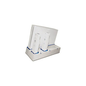 Photo of Nintendo Wii Vertical Stand Charge Dock Games Console Accessory