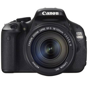 Photo of Canon EOS 600D With 18-135MM IS Lens Digital Camera