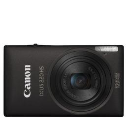 Canon Ixus 220 H S Reviews