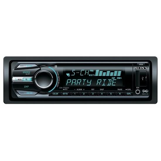 Sony CDX-GT650UI