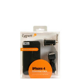 Cygnett Essential Pack for iPhone 4 Reviews