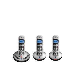 BT Freelance XT3500 Triple Telephone- Exclusive to Tesco Reviews